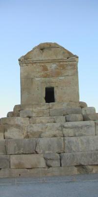 iran tomba di Ciro