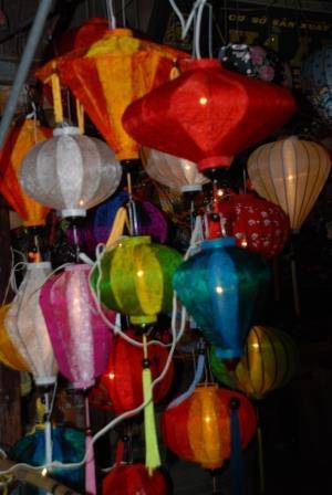 lanterne ad Hoi An