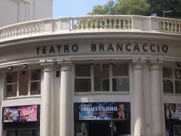 teatro branccaccio
