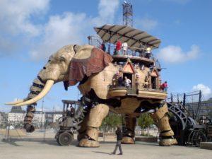 nantes elefante