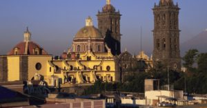 cattedrale puebla
