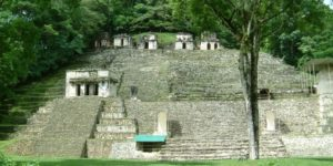 Bonampak tempio