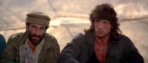 Rambo e Mujhaedin