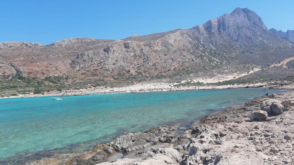 Spiaggia Balos Creta