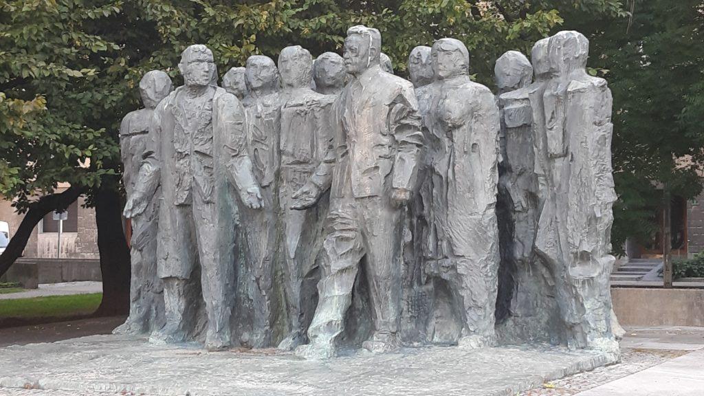 Lubiana monumento a tito
