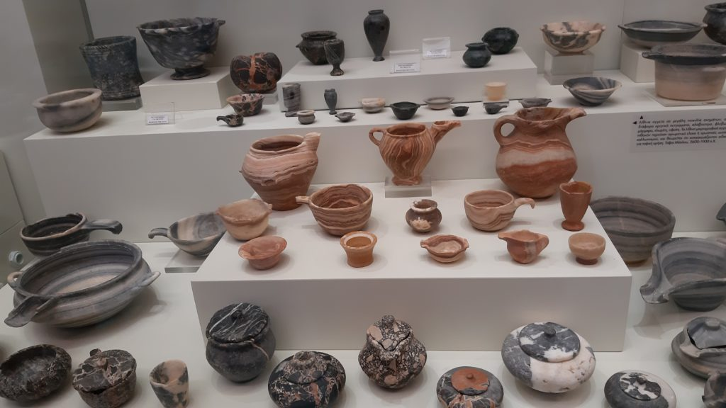 Civiltà minoica preistoria