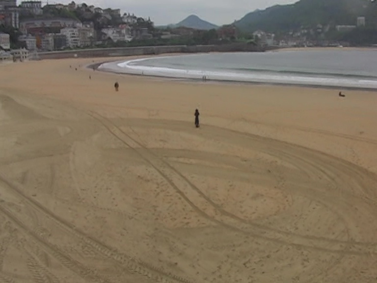 donostia spiagge