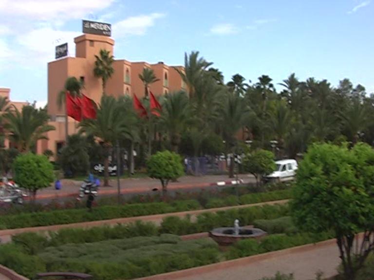 marrakech viale mohammed VI