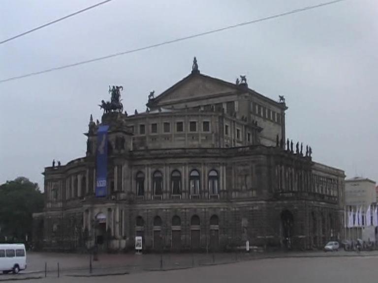 Dresden teatrenpatz