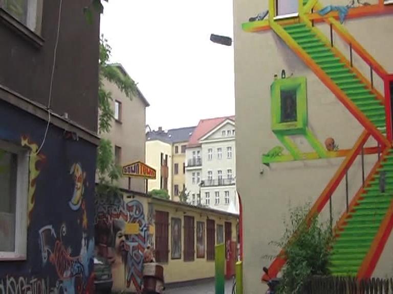 dresden murales
