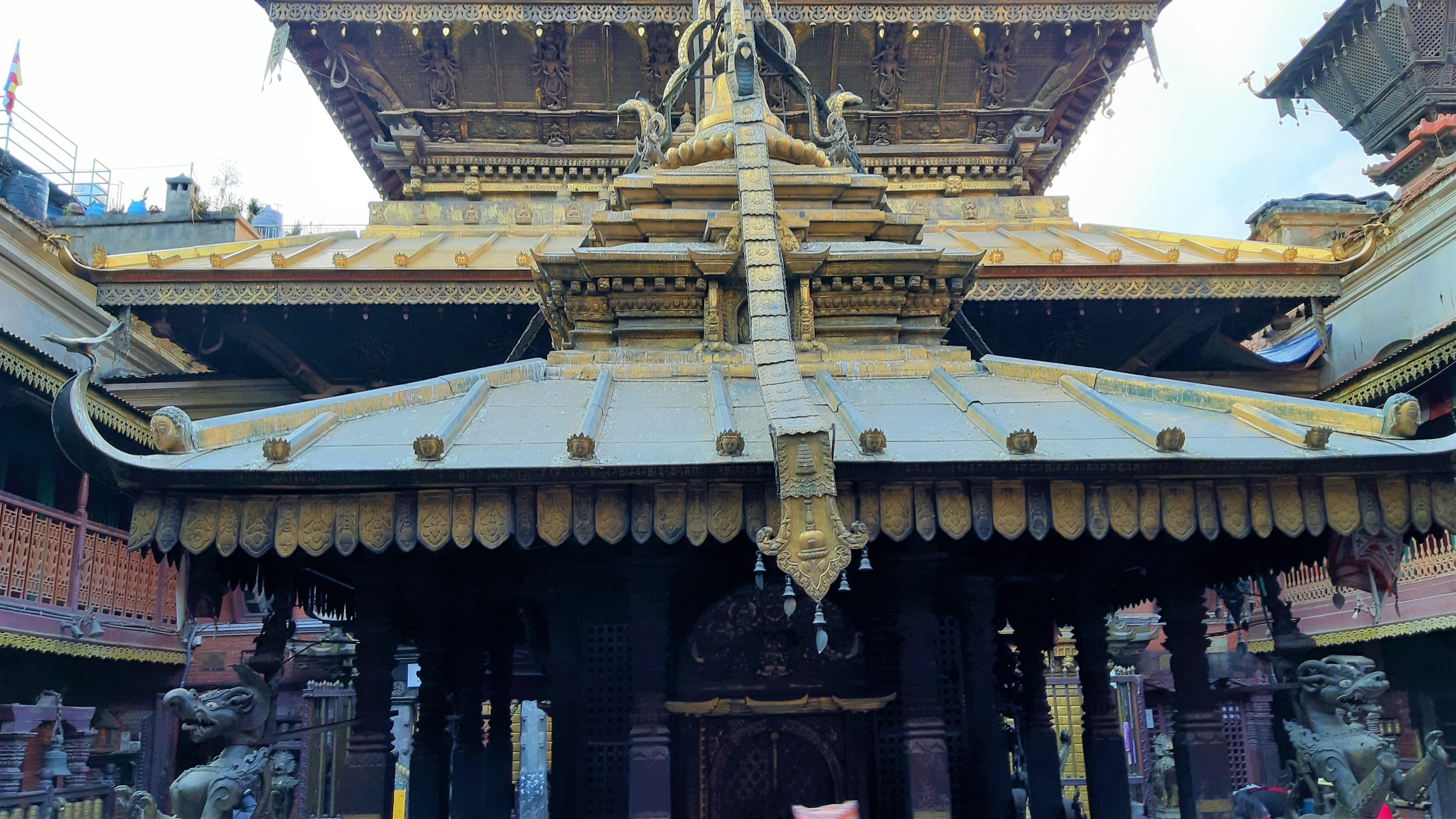 golden temple patan