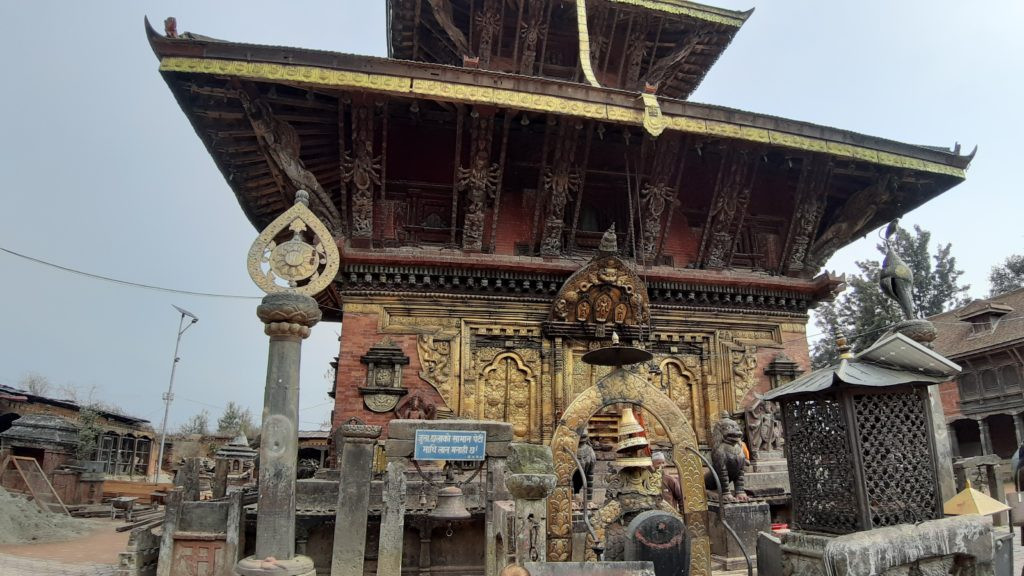 nepal valle di katmandu