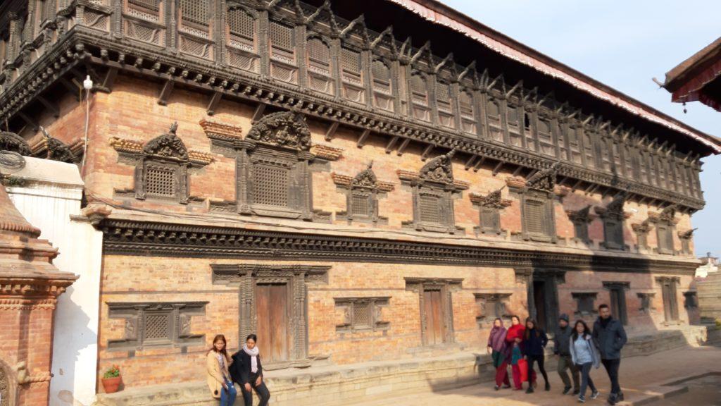 nepal valle di katmandu Bhaktapur