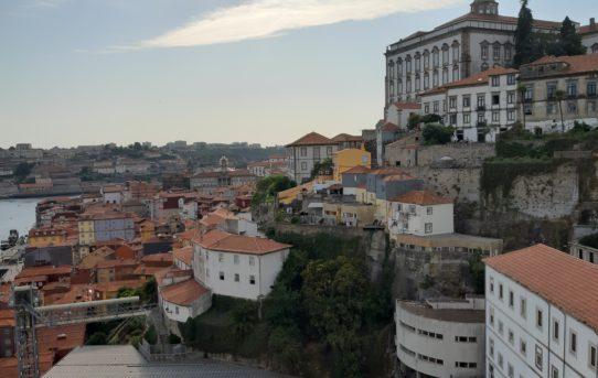 Porto fiume Douro