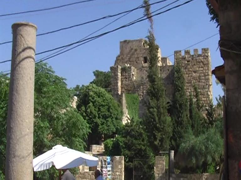 libano Byblos