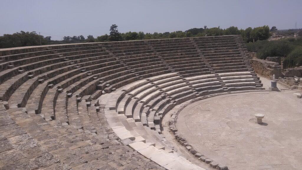 Cipro monumenti romani