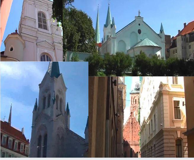 chiese di Riga