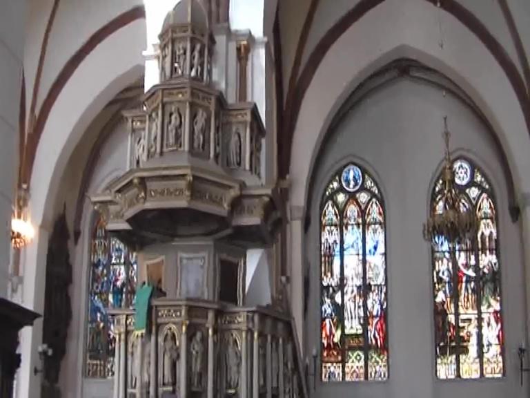 Duomo di Riga vetrate