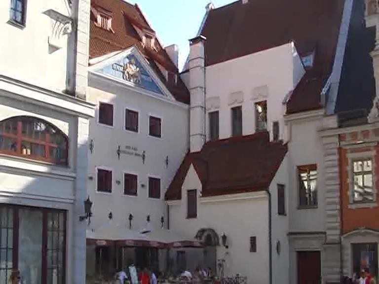 antica birreria Riga