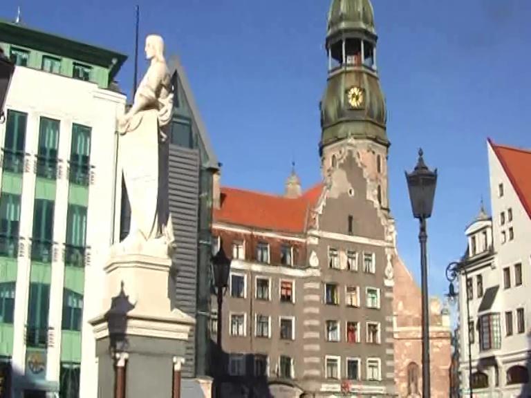 Riga statua di Rolando