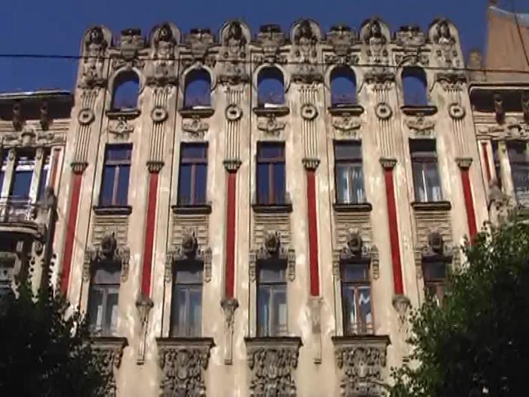 jugendstil a Riga