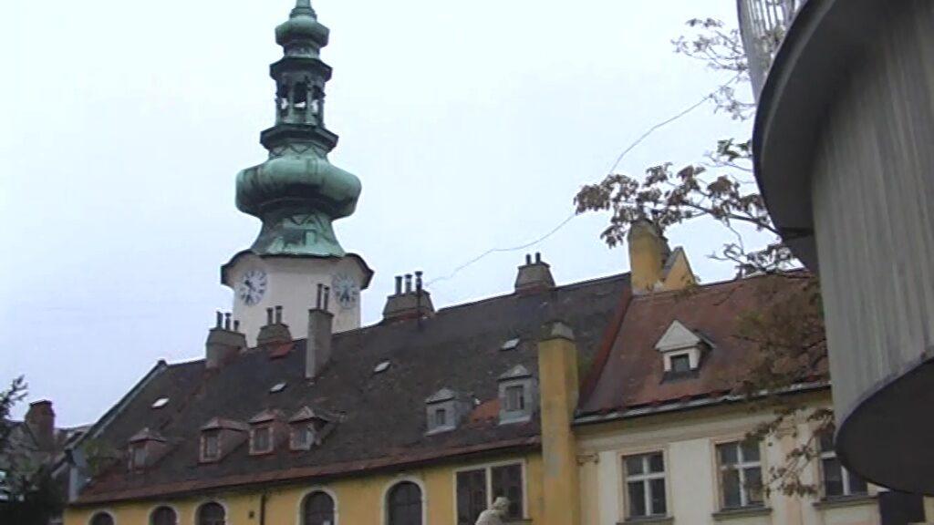 torre orologio bratislava